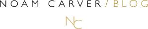 Noam Carver / Blog - NC